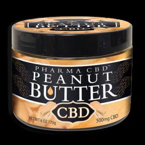 Hemp CBD Peanut Butter