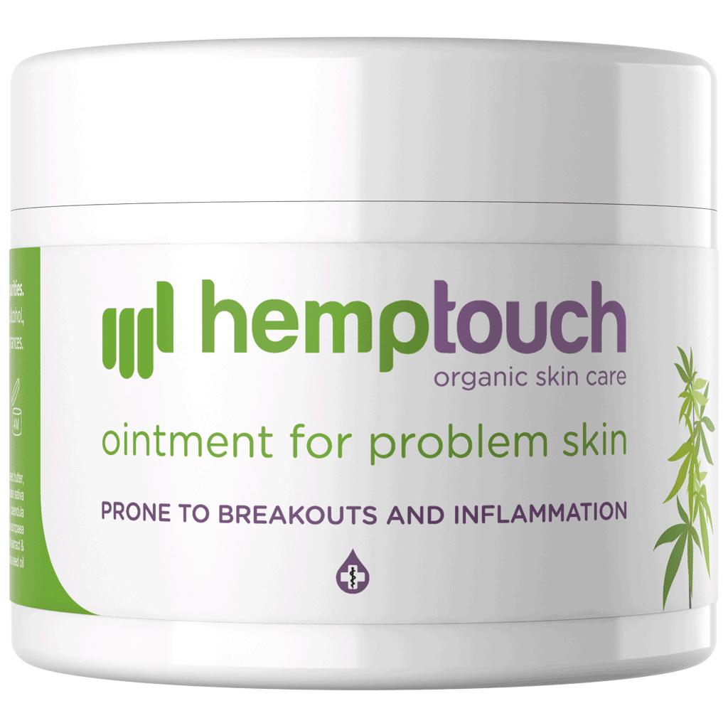 CBD Cream for the problematic skin