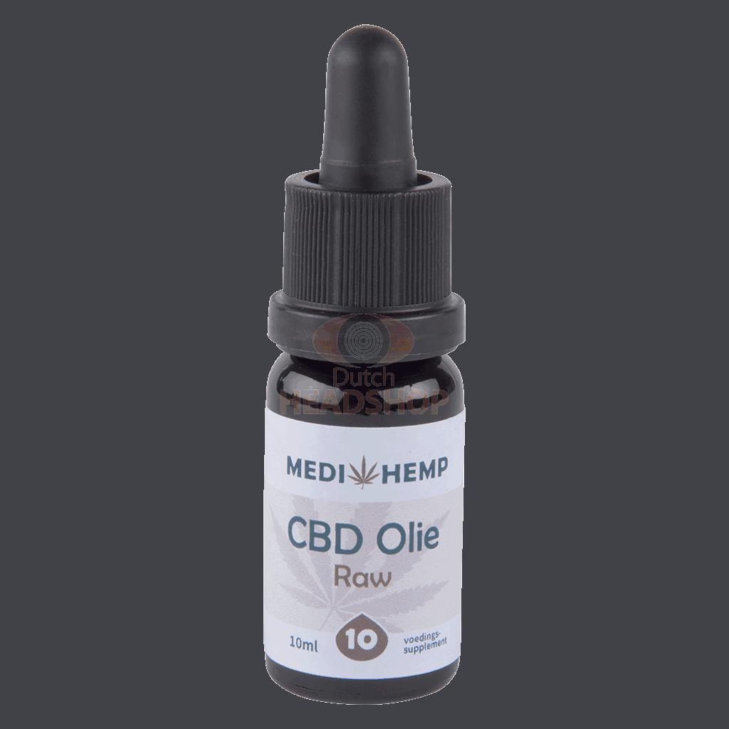 CBD Oil Raw (Medihemp) 10% CBD