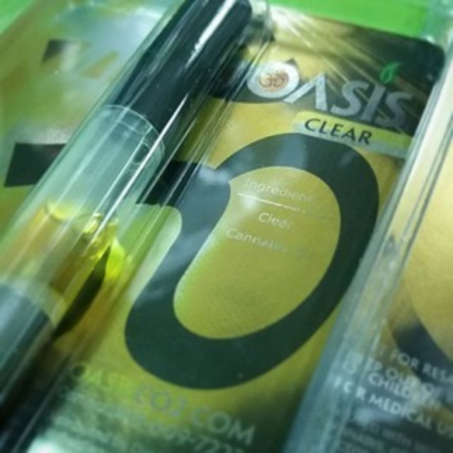 Oasis Clear CO2 Cartridge