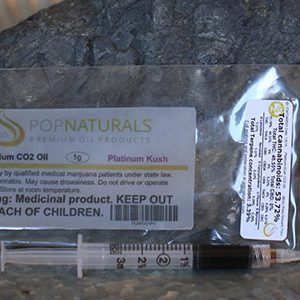 Platinum Kush Cannabis Oil