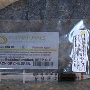 Platinum Kush Cannabis Oil