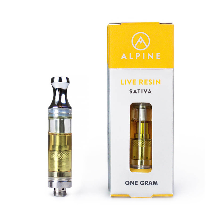 Sativa Silver Haze CO2 Cartridges