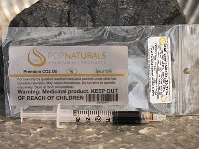 Sour OG Cannabis Oil