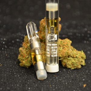 White widow Co2 Oil Cartridge