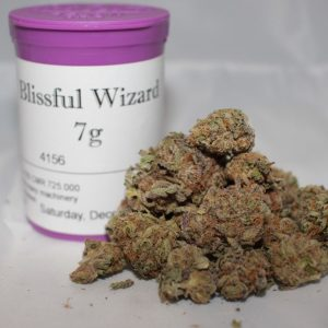 Blissful Wizard Hybrid Strain