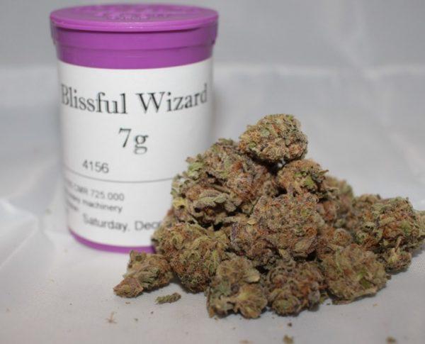 Blissful Wizard Hybrid Strain