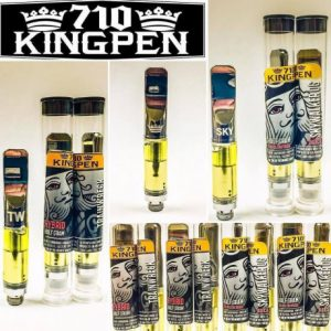 710 Kingpen Skywalker OG Cartridge 1g