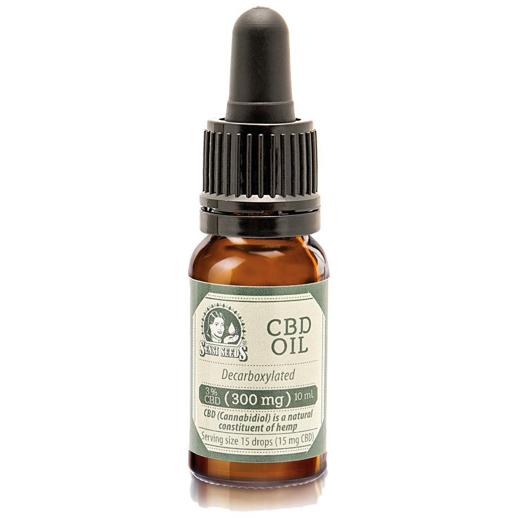 CBD Oil (Sensi Seeds) 10ml