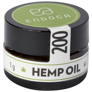 CBD Paste (Endoca) 20% 200mg 1 gr