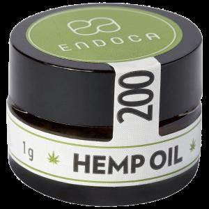 CBD Paste (Endoca) 20% 200mg 1 gr