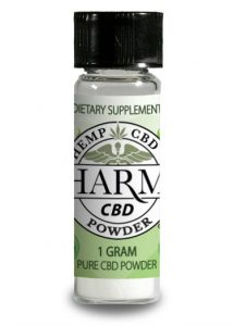 Hemp CBD Powder 99% Pure