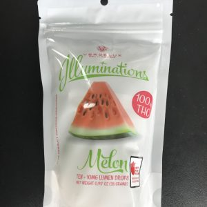 Illuminations Watermelon Candy