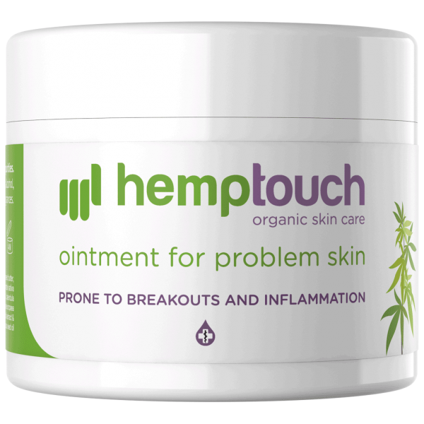 CBD Cream for the problematic skin