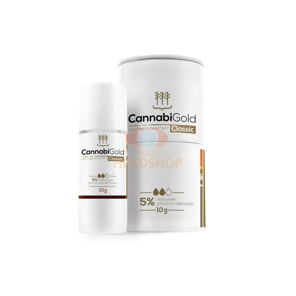 CBD Oil (CannabiGold) 5%