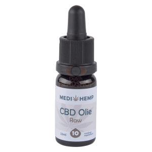 CBD Oil Raw (Medihemp) 10% CBD