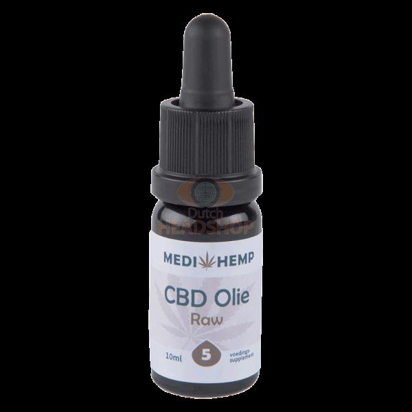 CBD Oil Raw (Medihemp) 5%