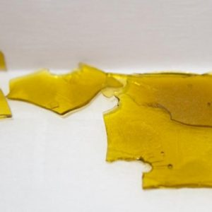 Ghost Train Haze BHO Wax