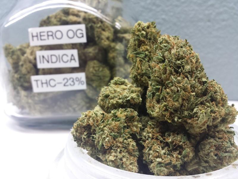 Hero OG Marijuana Strain