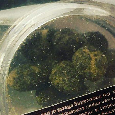 Honey Hash Rocks