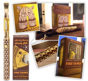 Jeremy Fish Tanks Vape Cartridge