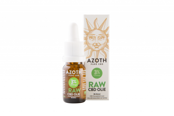 CBD oil Azoth 10 ml – 15%