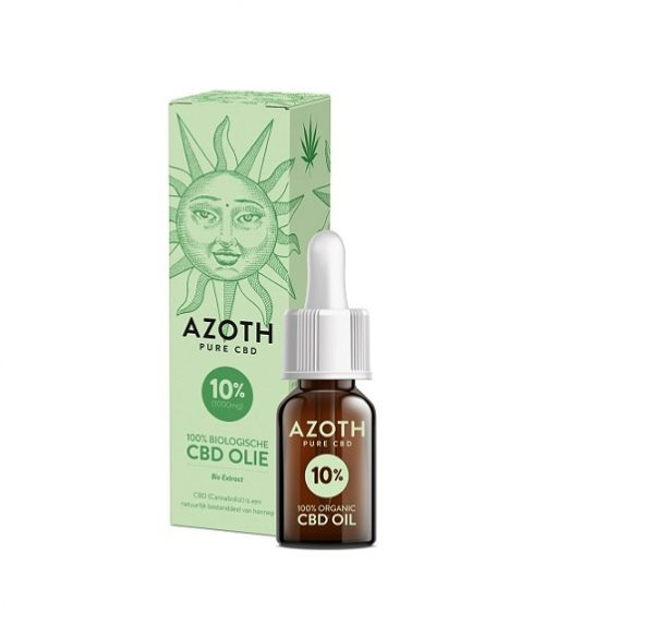 CBD oil Azoth 10 ml – 5%