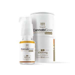 CBD oil Cannabigold 11 ml – 5%
