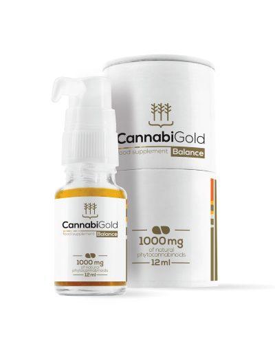 CBD oil Cannabigold 11 ml – 5%