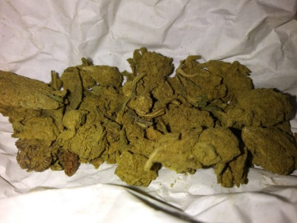 Moon rock Marijuana Strain