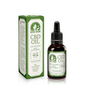 Sensi Seeds CBD oil 3% (900 mg) - 30ml