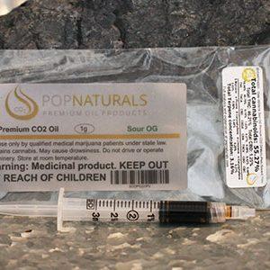 Buy Sour OG Cannabis Oil