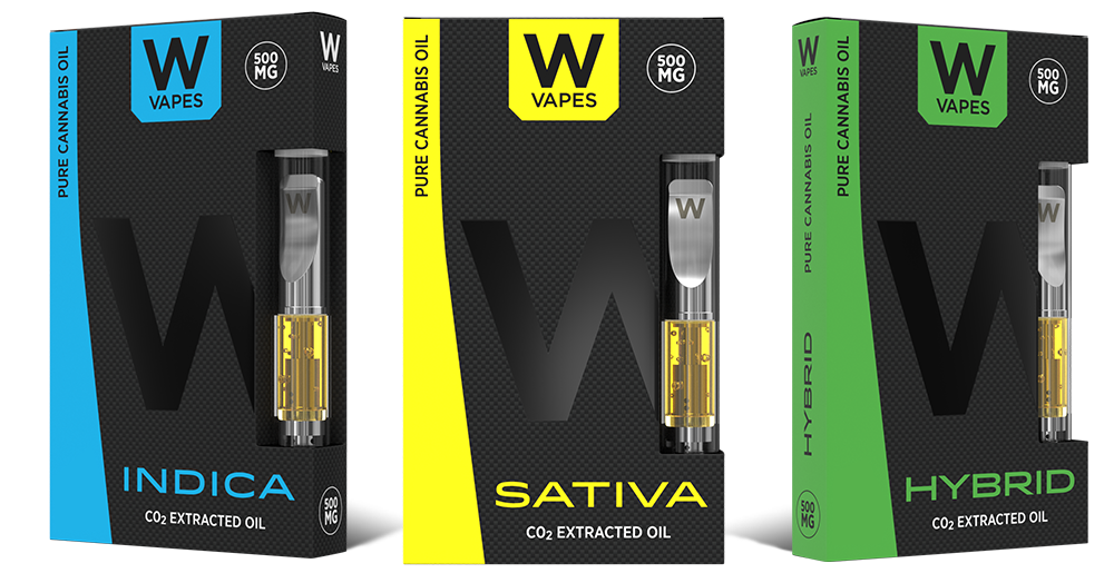 Lavender Marijuana Oil Vape Cartridge
