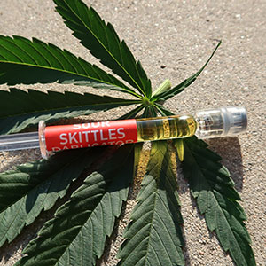 Sour Skittles CO2 Extract