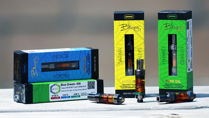 Gorilla Glue Cannabis Oil Vape Cartridge