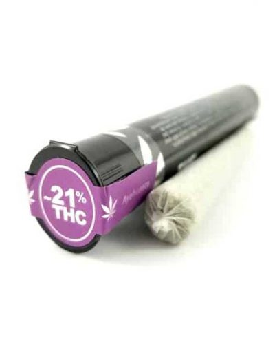 Purple Ayahuasca Pre Rolls