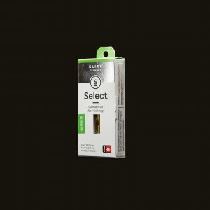Select Watermelon Elite Vape Cartridge
