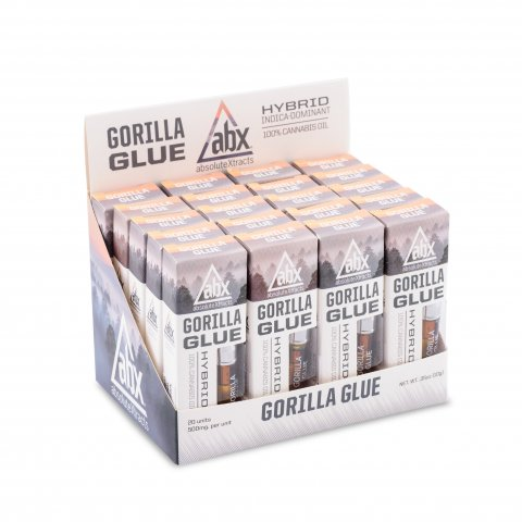 Buy ABX GG#4 Vape Cartridge
